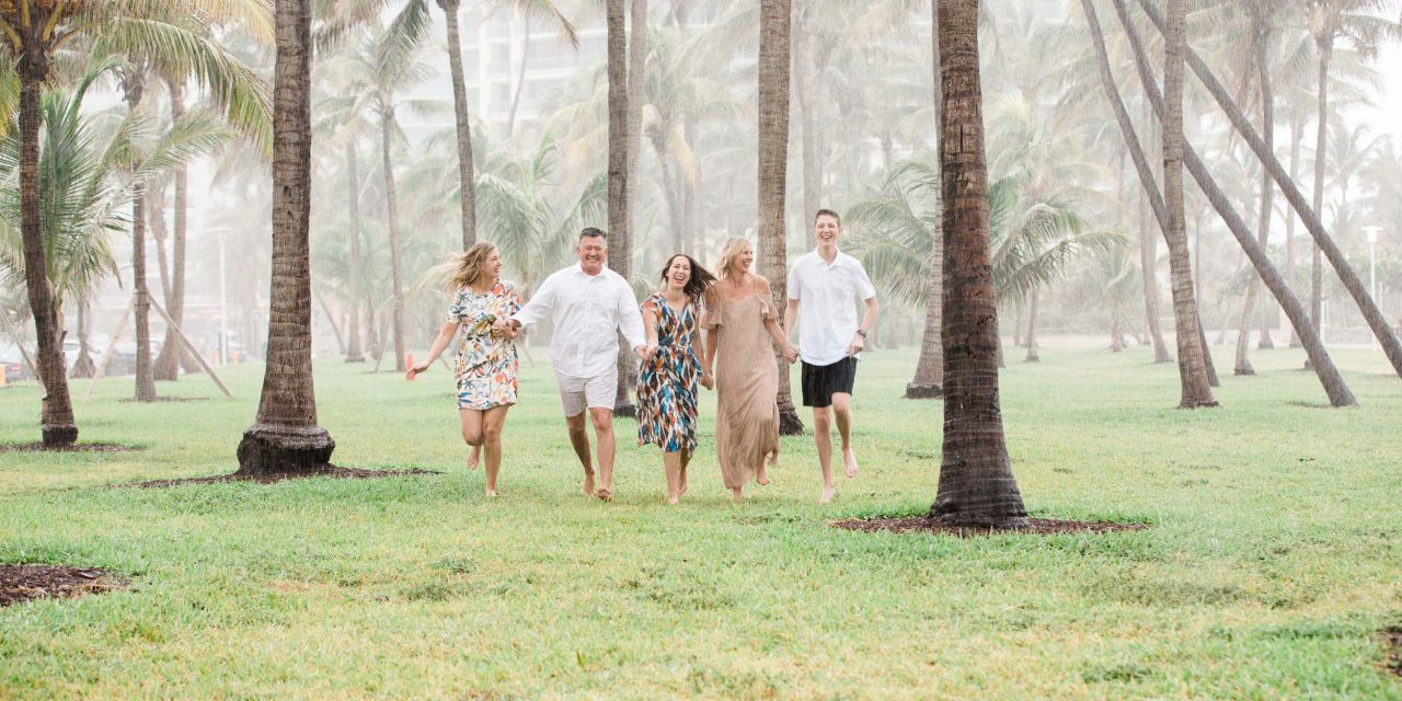Traveller of the Week: The Schulte Family