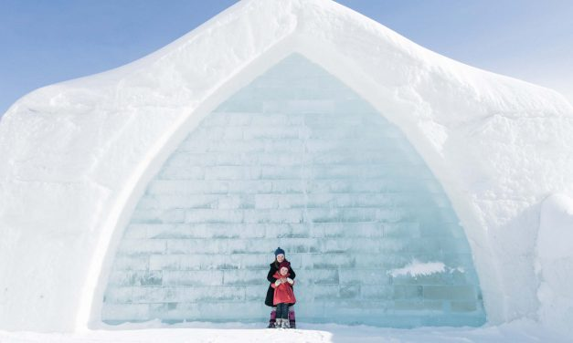 Kid-Approved Fun at Québec City's Winter Carnival