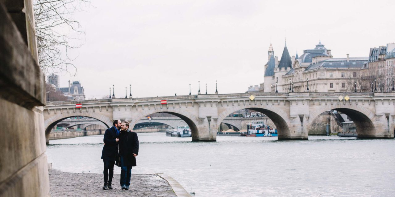A Romantic Honeymoon Getaway to Paris