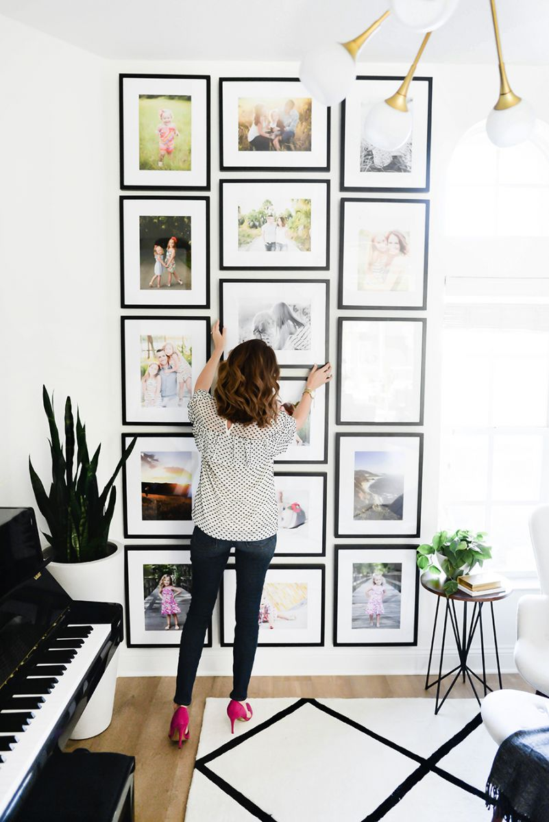 25 of the Best Gallery Walls to Get Your Creative Juices ...