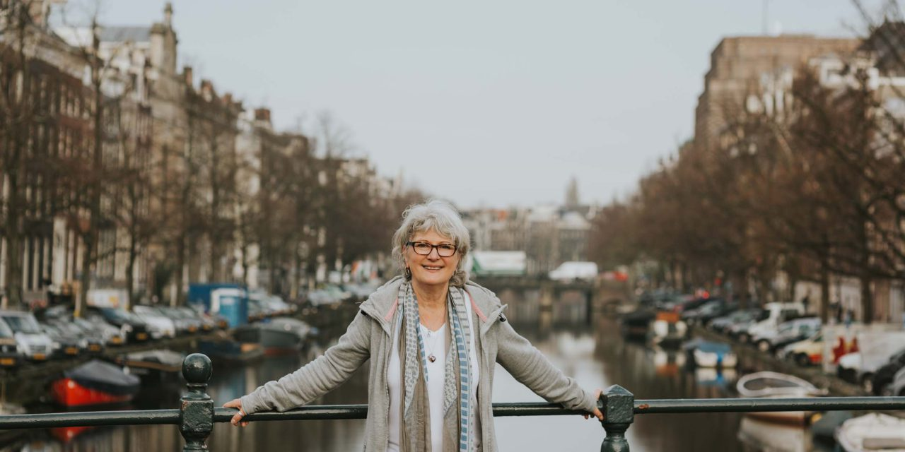 An Inspiring First-Time Solo Traveller Visits Amsterdam