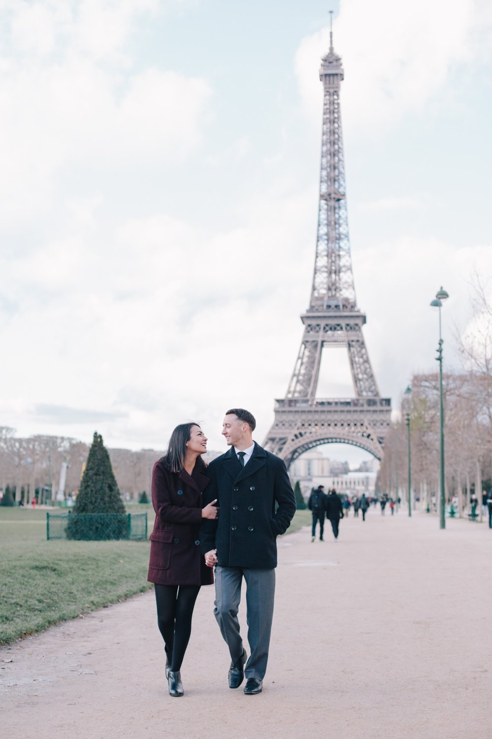 Flytographer in Paris
