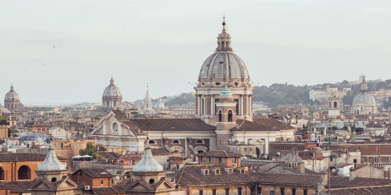 Photographer Q&A Series: Roberta in Rome