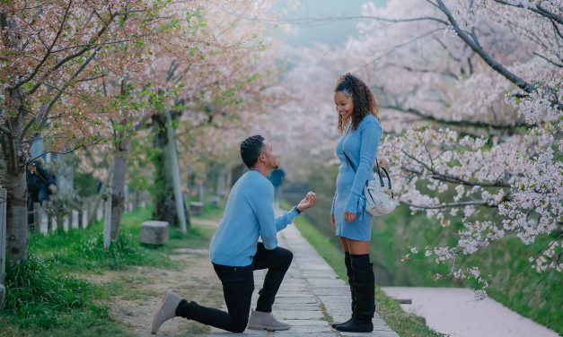 An Instagram Connection Leads to a Kyoto Proposal