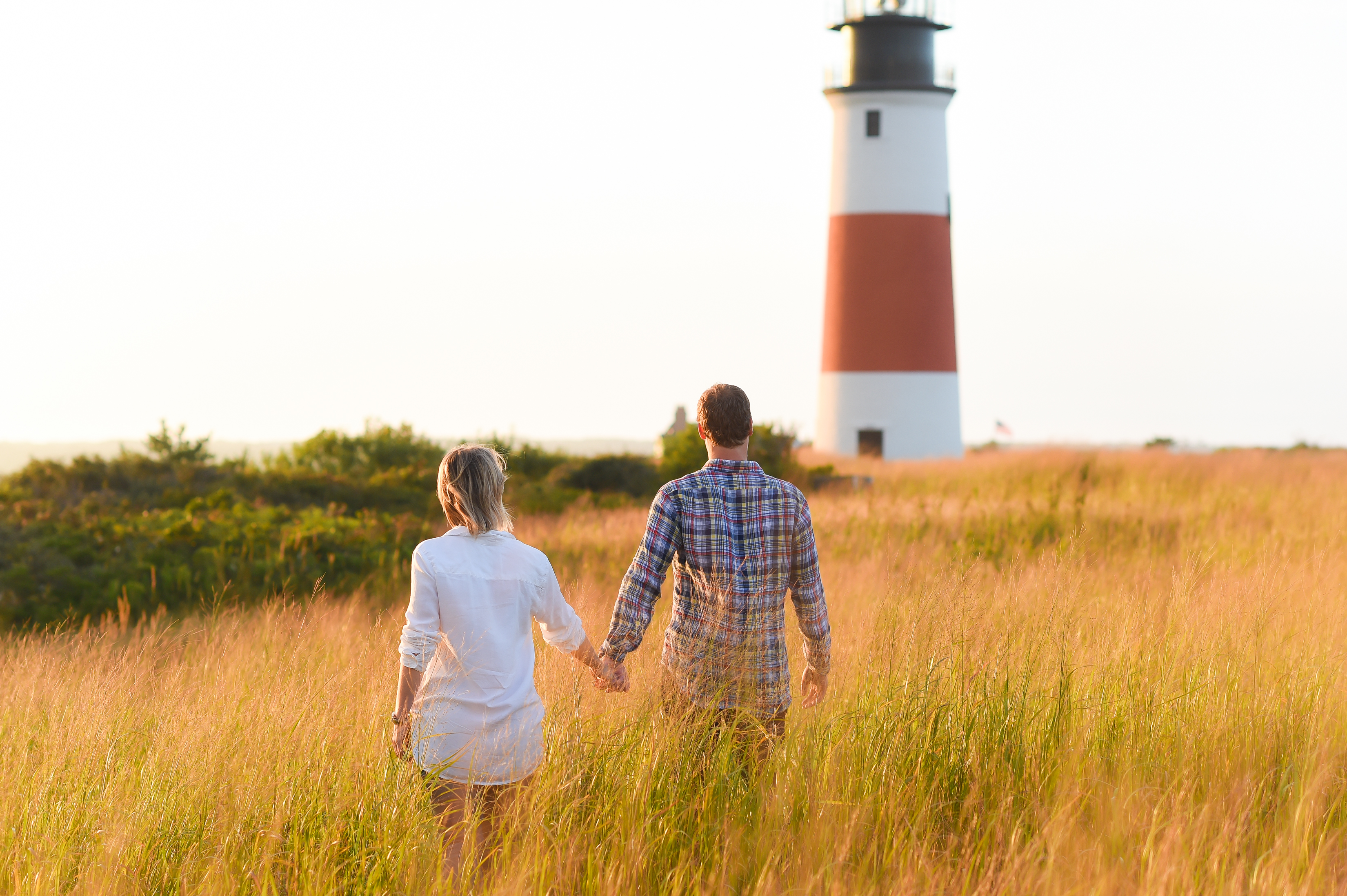 Couple in Nantucket