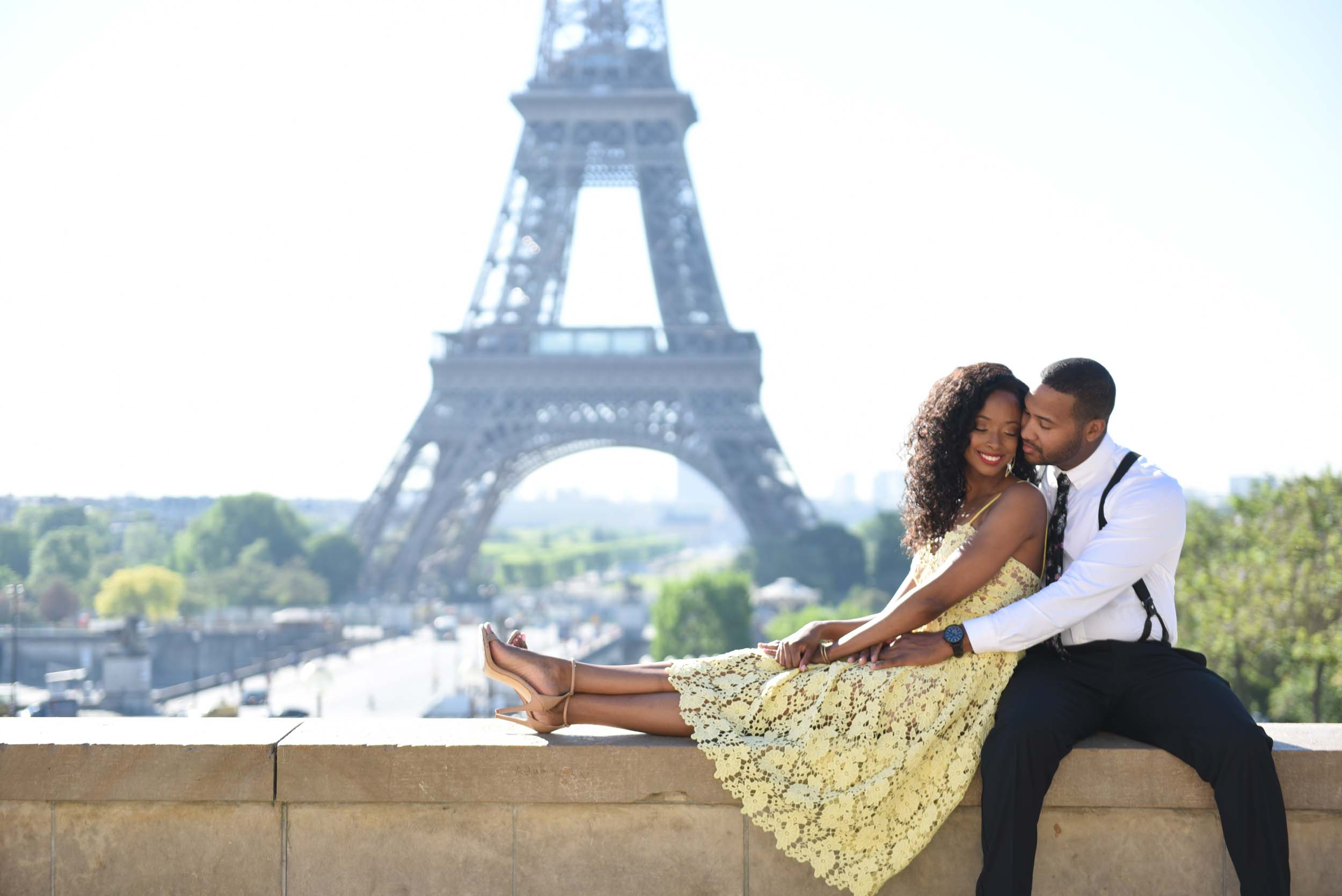 Finding Love in Paris – First Date Goals