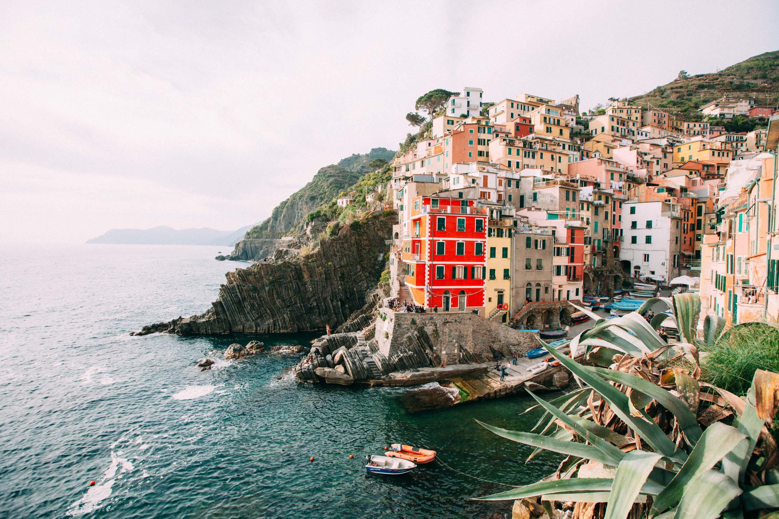 Flytographer Gaia's Local Guide to Cinque Terre