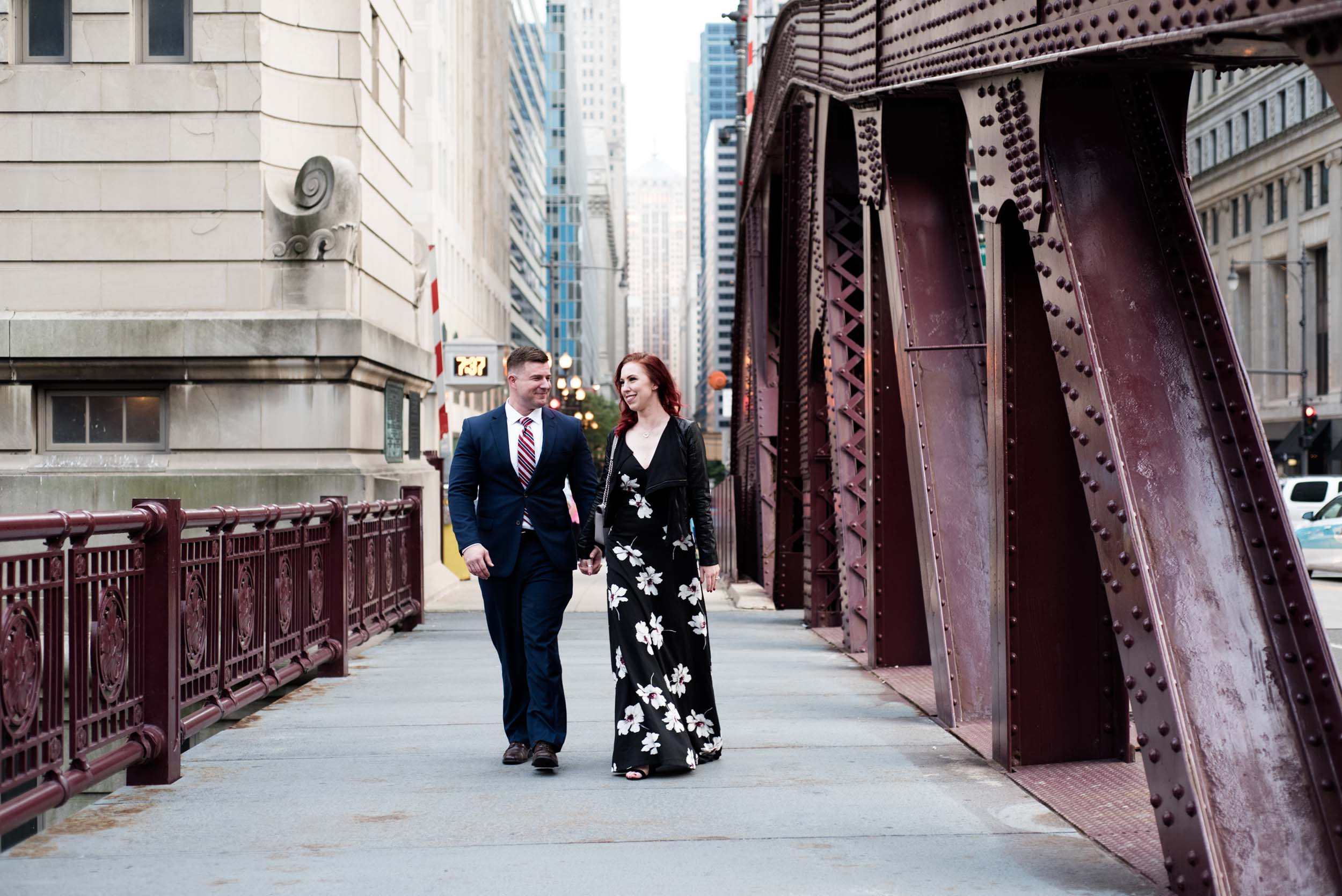A Chicago Proposal to Remember