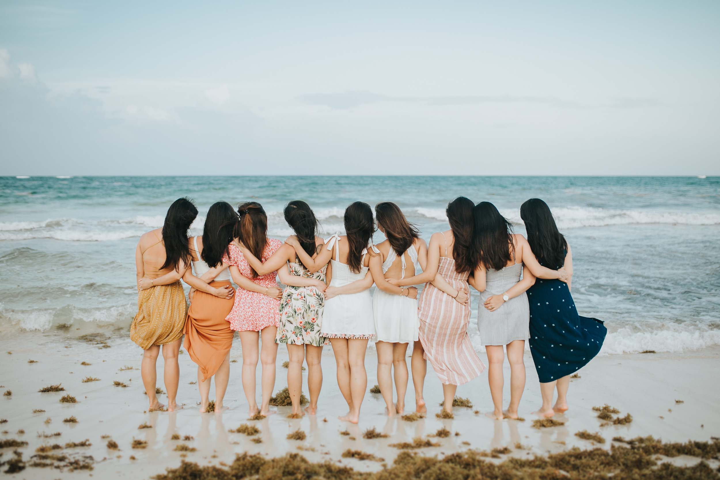 How To Plan A Destination Bachelorette Party