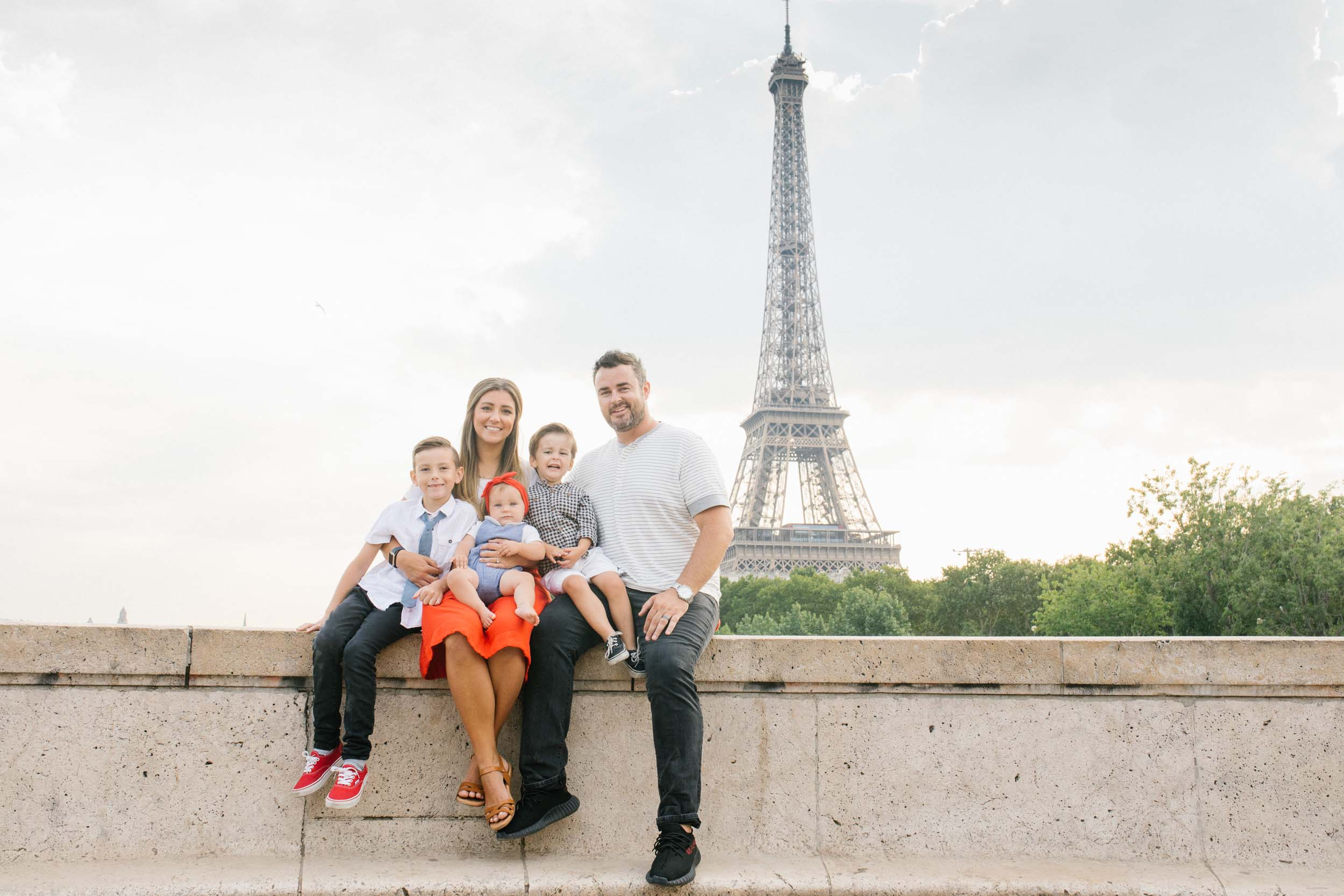 Connecting with Family History in Paris