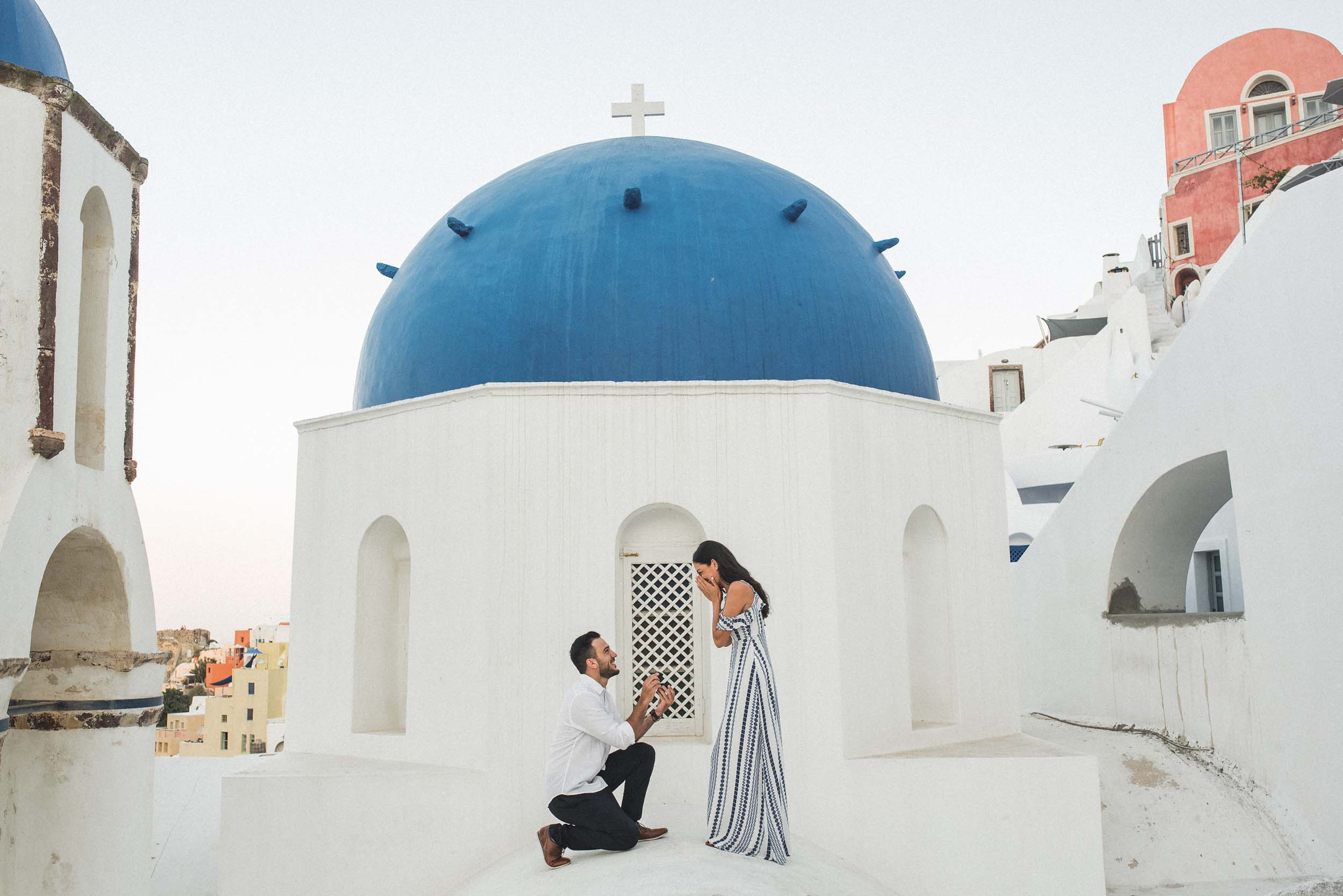 The Knot Names the Most Popular Places in the World to Propose