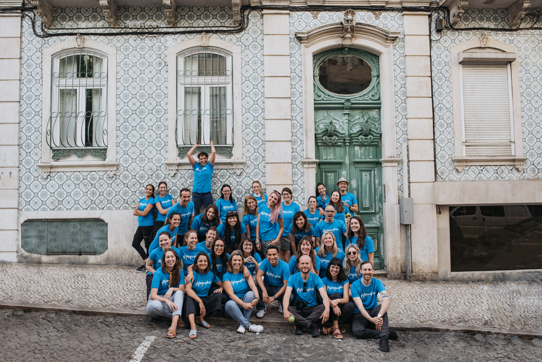 Bom dia! Flytographer's 4th Global Meetup in Lisbon