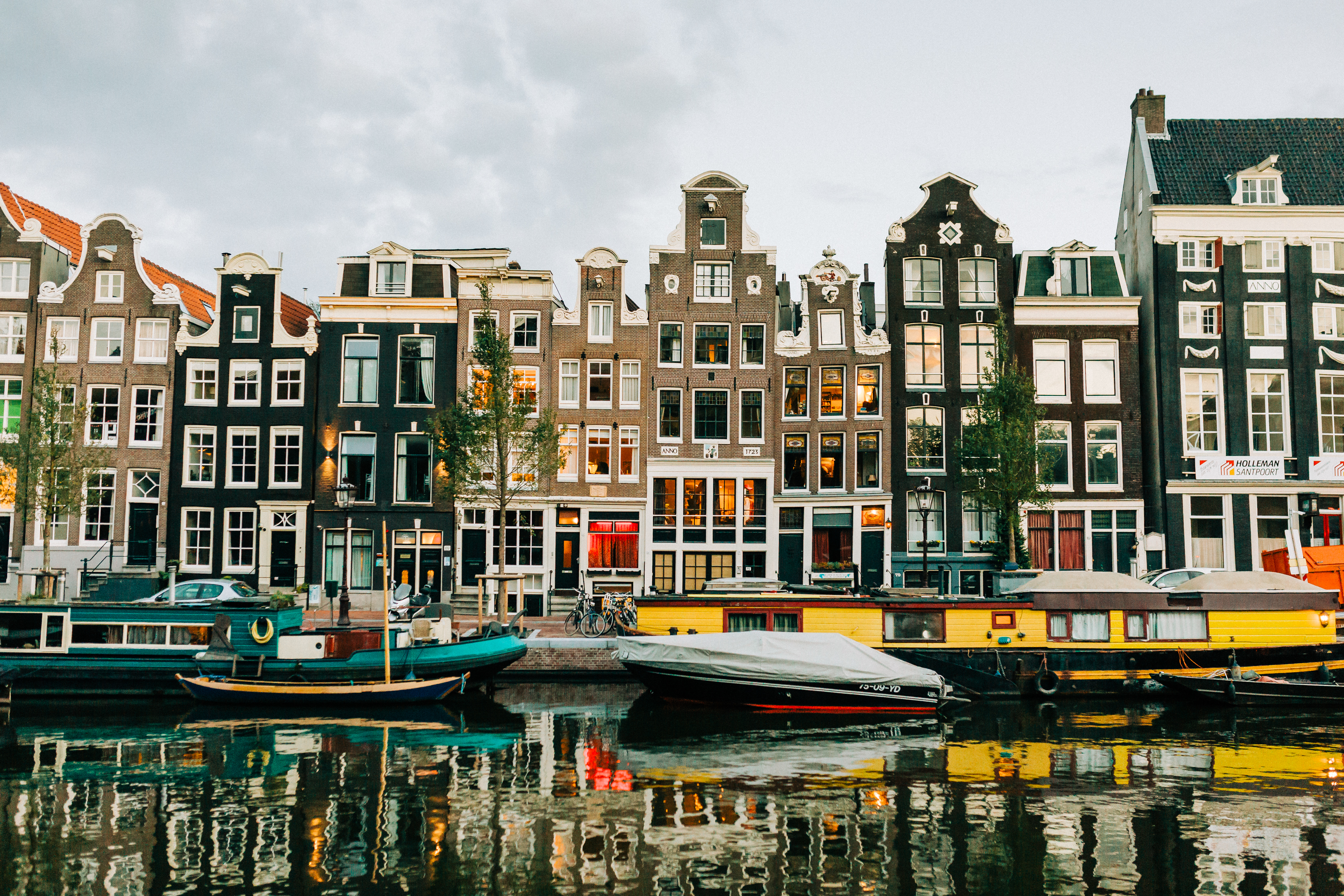 The Best Photo Spots in Amsterdam