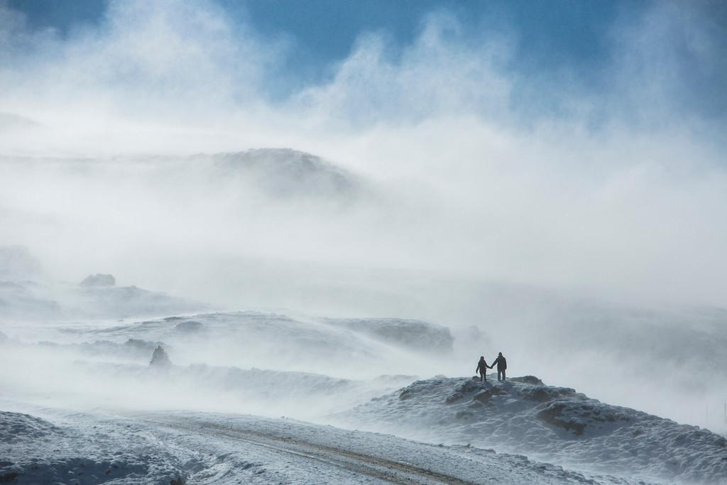 The view near Reykjavik, Iceland! (Photo: Flytographer Rakel in Reykjavik)