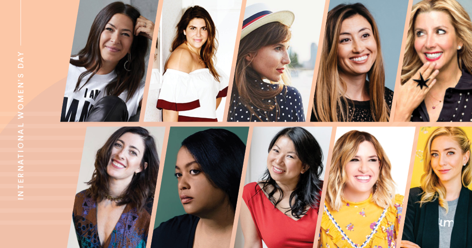 10 Badass Female Founders Who Inspire Us